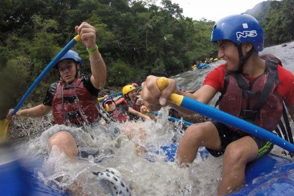 Rafting en San Gil