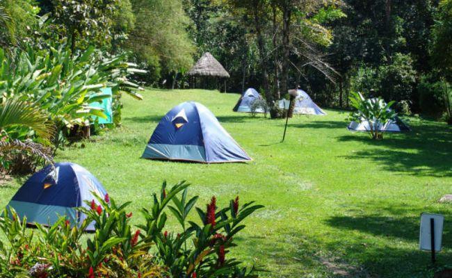Camping en Tobia