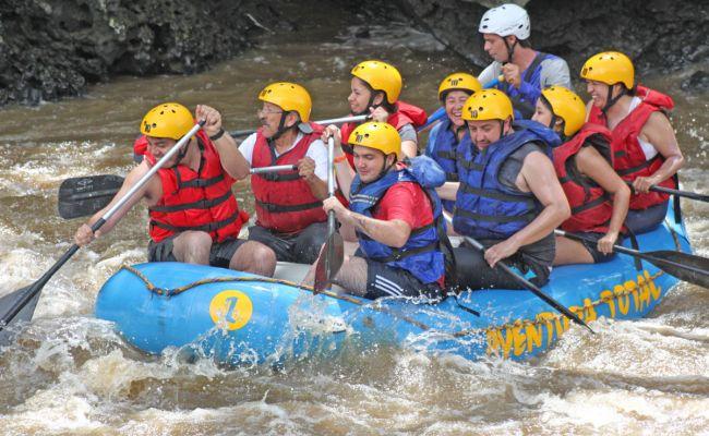 Rafting San Gil.