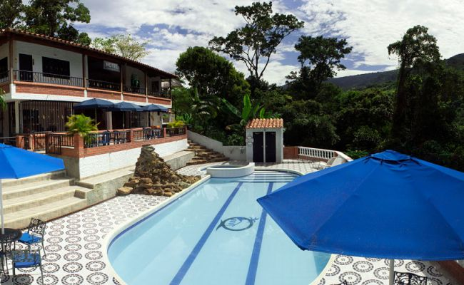 Hotel San Gil.