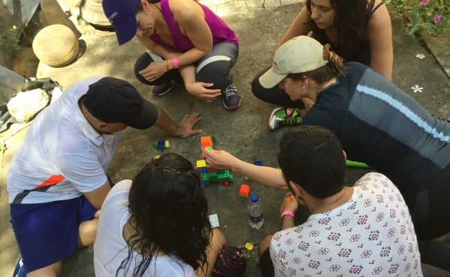 Team Building - Creatividad