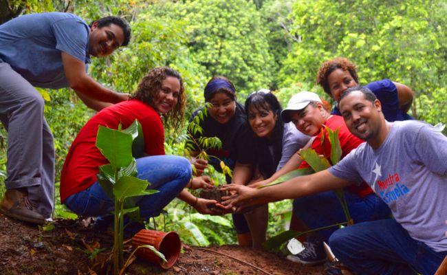 Team Building - Oxigenando el mundo
